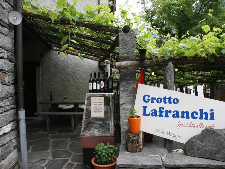 Image 0 - Grotto Lafranchi