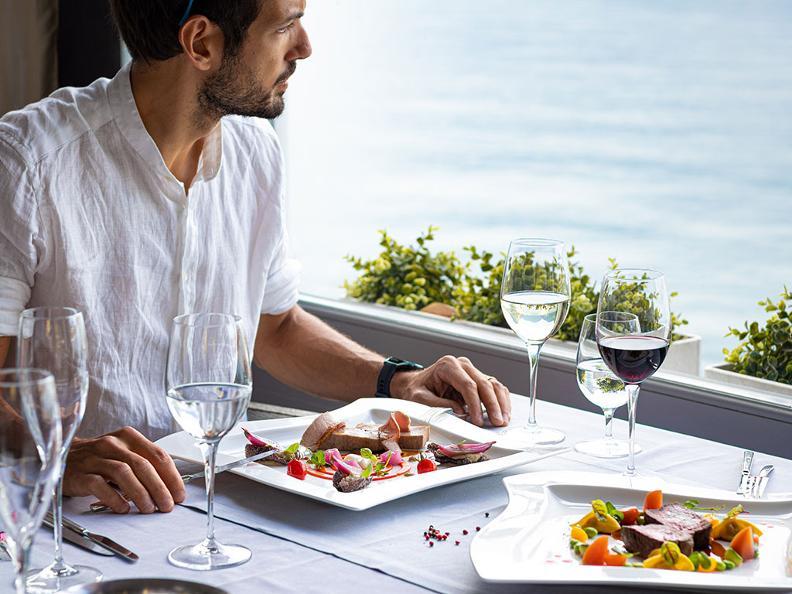 Image 5 - Restaurant Galerie Arté al Lago