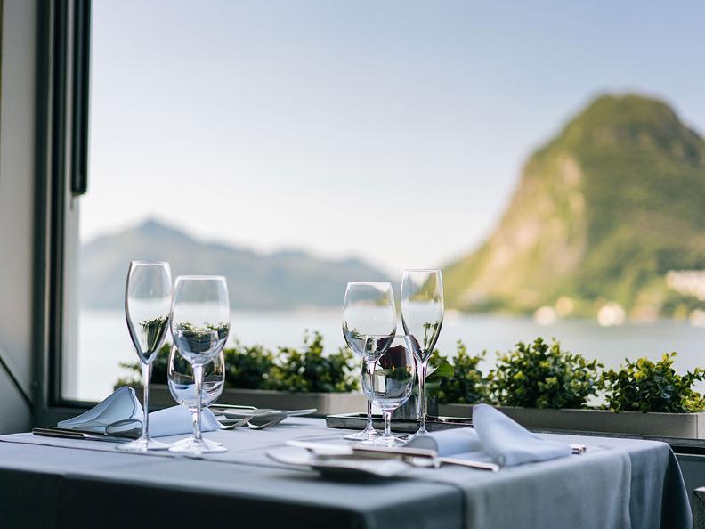 Image 17 - Restaurant Galerie Arté al Lago