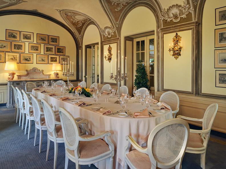 Image 4 - Ristorante Le Relais - Grand Hotel Villa Castagnola