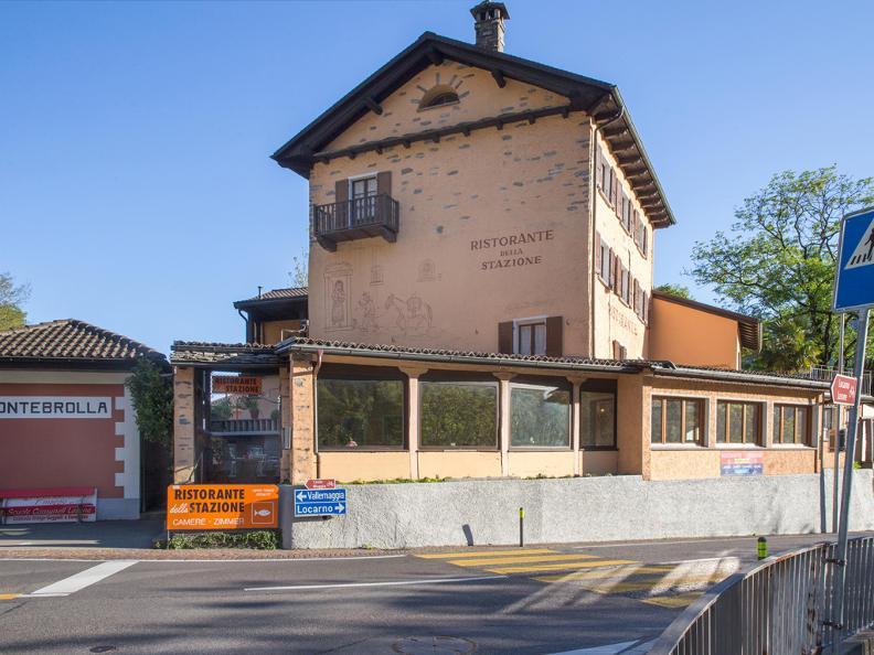 Image 0 - Ristorante della Stazione Ponte Brolla