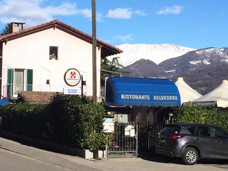 Image 0 - Ristorante Belvedere