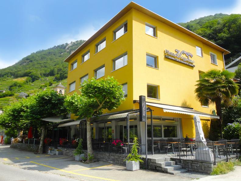 Image 0 - Hotel Restaurant Pizzo Vogorno