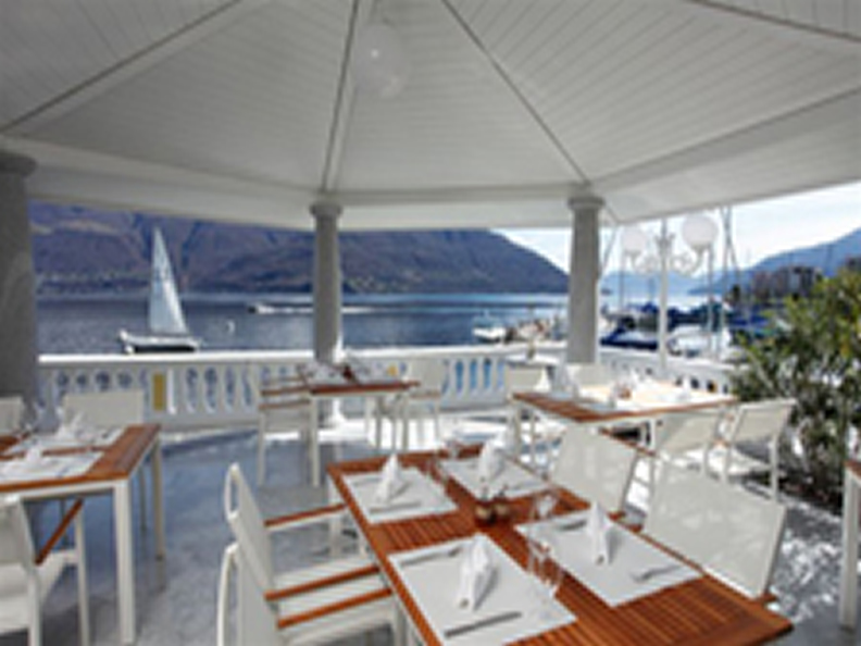 Image 1 - Bar & Gourmet-Bistro at the Yachtsport Resort