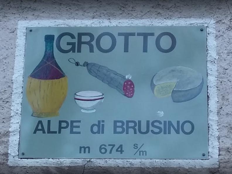 Image 0 - Grotto Alpe di Brusino