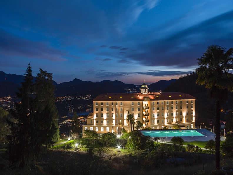 Image 1 - Kurhaus Cademario Hotel & Spa