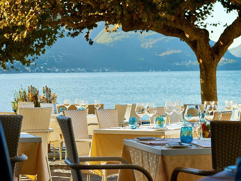 Image 1 - Al Pontile Ristorante Ascona