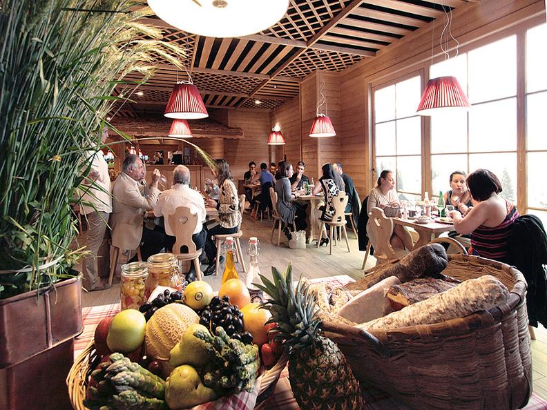 Image 1 - Chalet Suisse fondue, raclette & swiss specialties c/o Foxtown