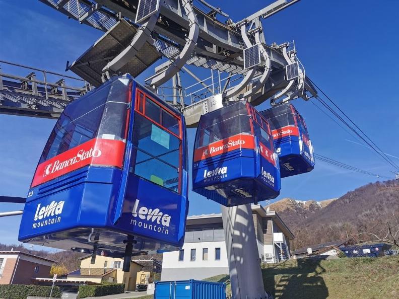 Image 1 - Ristorante Vetta Monte Lema da Güsti