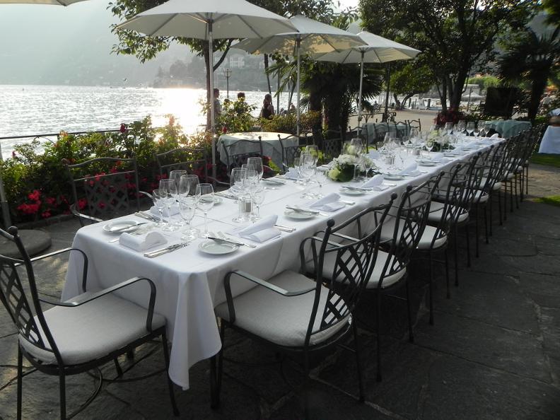 Image 2 - Ristorante Al Lago - Romantik Hotel Castello Seeschloss